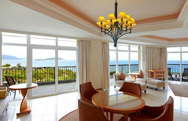 фотографии отеля Sheraton Sanya Resort изображение №47