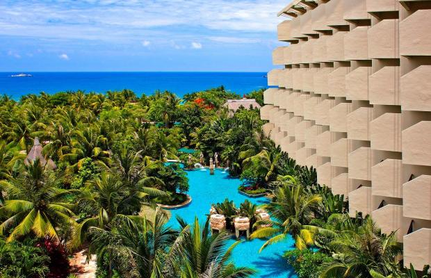 фото отеля Sheraton Sanya Resort изображение №1