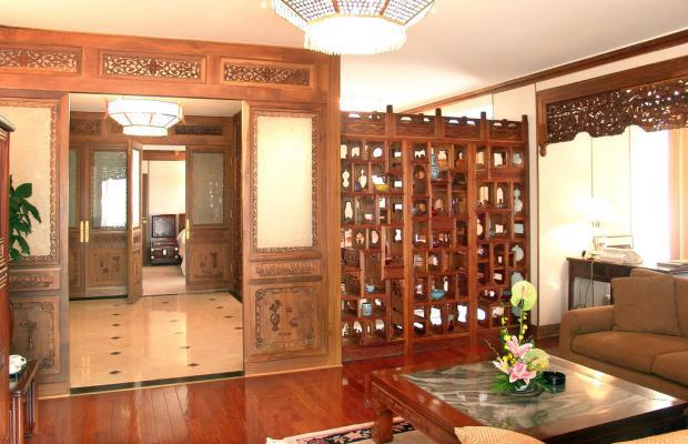 фотографии Grand Hotel Beijing изображение №24