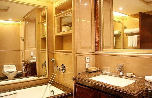 фотографии отеля Guidu Hotel Beijing изображение №11