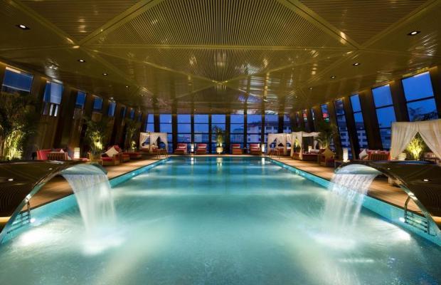 фотографии отеля Hilton Beijing Wangfujing изображение №15