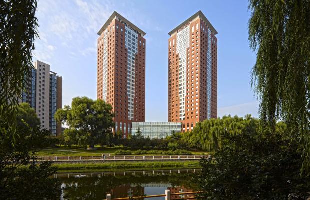 фото отеля Jen Upper East Beijing by Shangri-La (ex. Traders Upper East) изображение №1