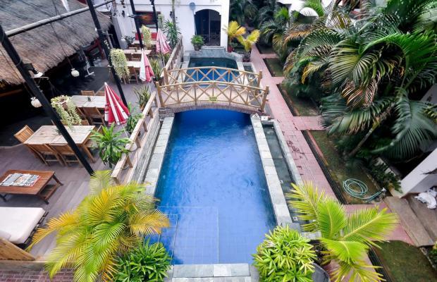 фотографии отеля Nirvana Beach Resort изображение №7