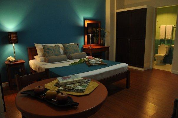 фото Legaspi Suites изображение №2