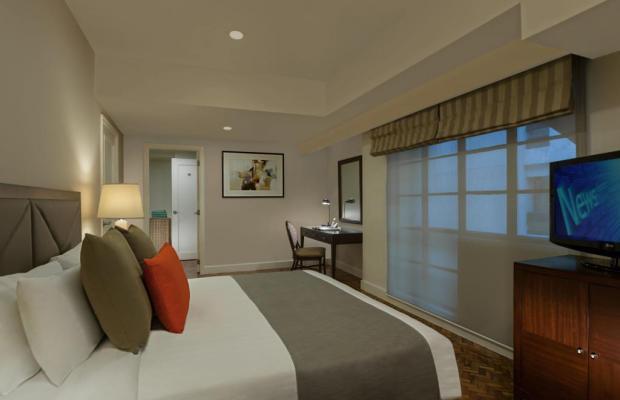 фотографии отеля Somerset Olympia Makati изображение №7