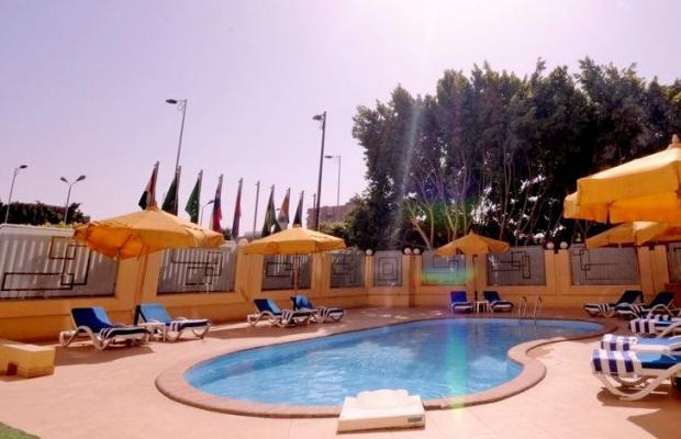 фото отеля Aracan Pyramids Hotel (ех. Horizon Pyramids) изображение №1