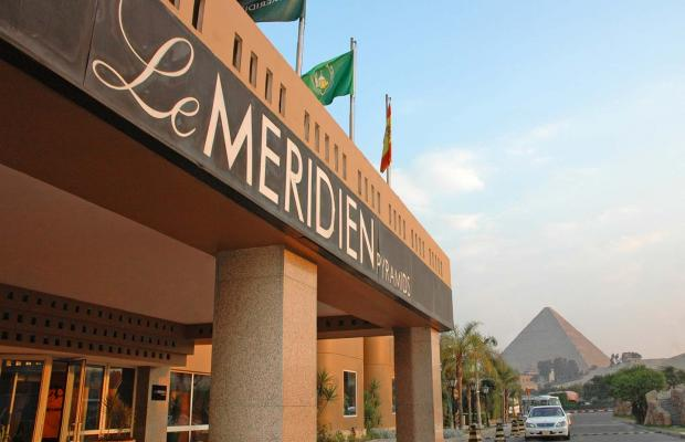 фото Le Meridien Pyramids изображение №18