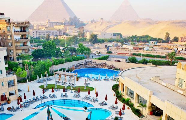 фото отеля Le Meridien Pyramids изображение №1