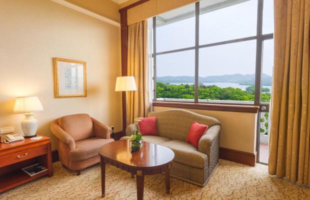 фотографии отеля Shangri-La Hotel Hangzhou изображение №23