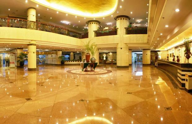 фотографии отеля Sunny Hotel Hangzhou изображение №19