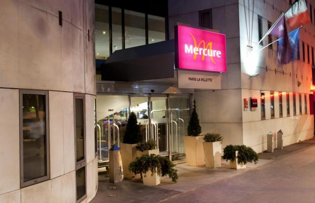 фото отеля Mercure Paris 19 Philharmonie La Villette изображение №33