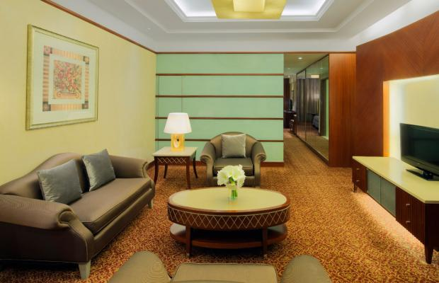 фото отеля Radisson Blu Hotel Shanghai New World изображение №25