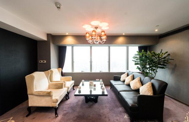 фотографии отеля Jin Jiang Tower изображение №11