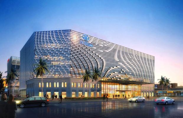 фото отеля Hilton Guangzhou Baiyun изображение №1