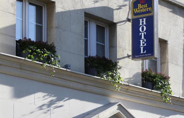 фотографии отеля Best Western Saint Martin Bastille (ex. Saint-Louis Bastille) изображение №19