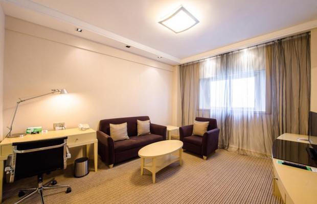 фото отеля Holiday Inn Downtown Shanghai изображение №69