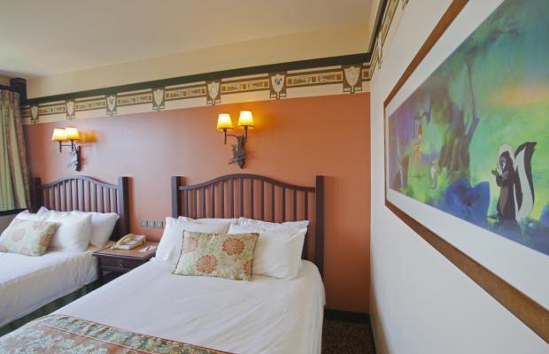 фотографии отеля Disney's Sequoia Lodge изображение №19