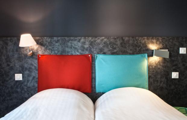 фотографии Hotel des Metallos (ex. L'Hotel de Mericourt) изображение №16