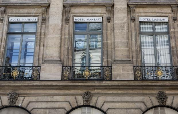 фото отеля Hotel Mansart изображение №1