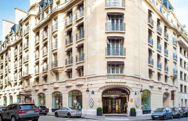 фото отеля Sofitel Paris Arc de Triomphe изображение №1