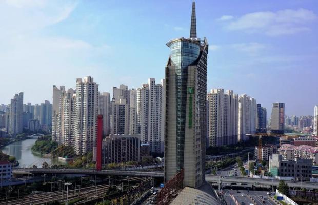 фото отеля Holiday Inn Express Shanghai Zhabei изображение №1