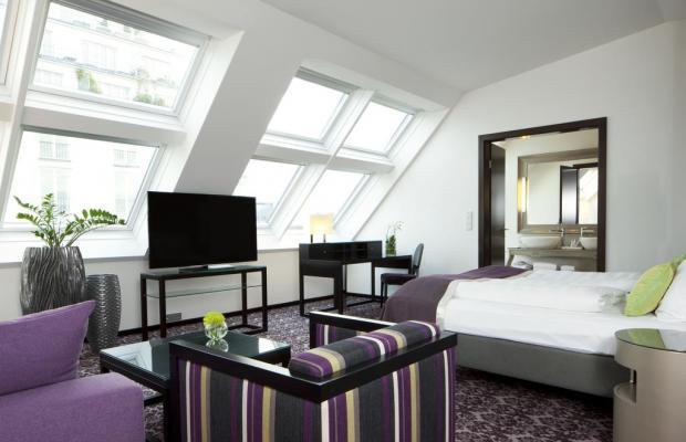 фото отеля Steigenberger Hotel Herrenhof изображение №9