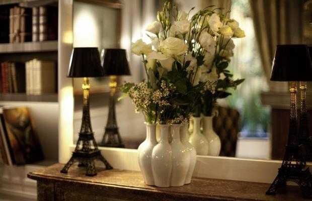фото Accor Hotel Stendhal Place Vendome Paris - MGallery by Sofitel изображение №22