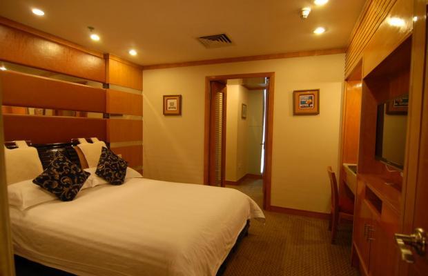 фото Yihe Hotel Ouzhuang изображение №10