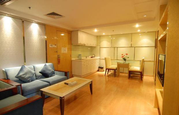 фотографии отеля Yihe Hotel Ouzhuang изображение №7