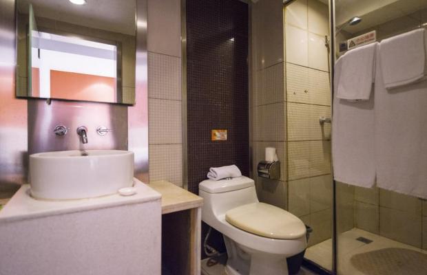 фото Motel 168 Shanghai Changping Road изображение №30