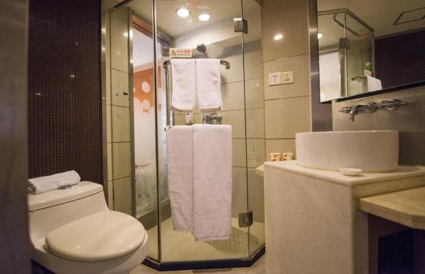 фотографии отеля Motel 168 Shanghai Changping Road изображение №27