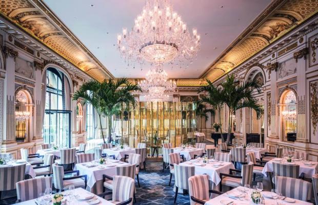 фотографии отеля Hotel The Peninsula Paris изображение №31