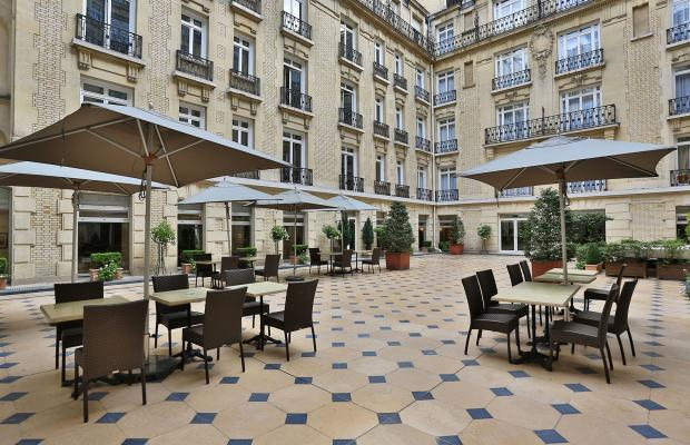 фотографии отеля Fraser Suites Le Claridge Champs-Elysees (ex. Claridge Champs-Elysees) изображение №79
