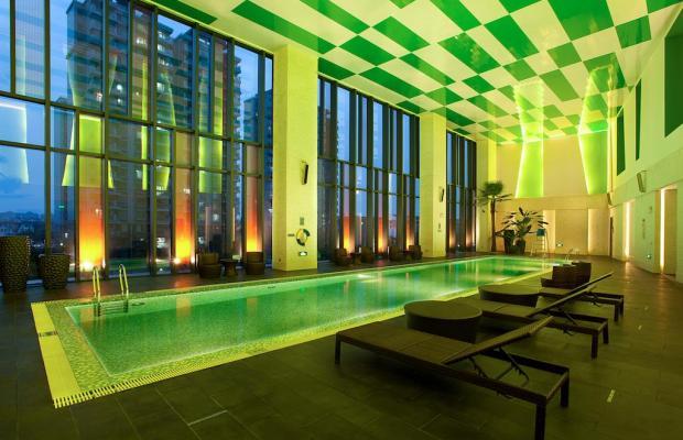 фотографии отеля Holiday Inn Shanghai Hongqiao West изображение №75
