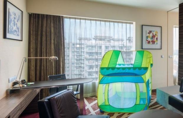 фото отеля Holiday Inn Shanghai Hongqiao West изображение №13