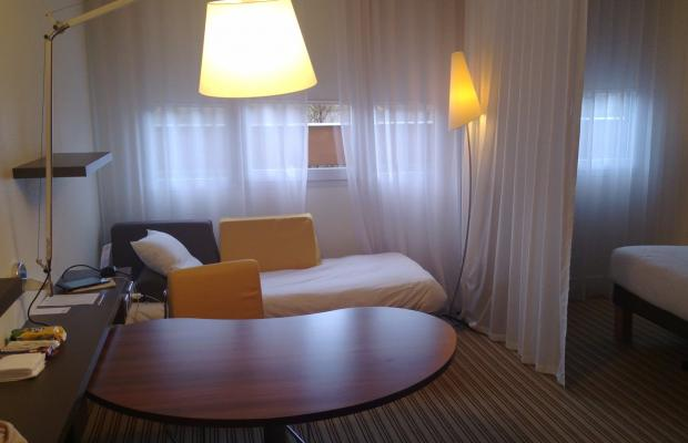 фотографии отеля Novotel Suites Paris Nord 18eme изображение №3