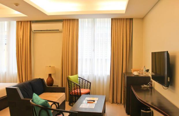 фотографии отеля Azia Suites and Residences изображение №11