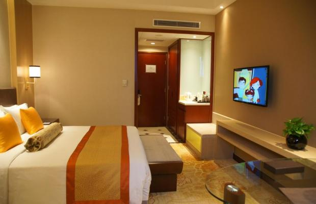 фотографии отеля Kingswell Hotel Tongji (ех. Days Hotel Tongji) изображение №11