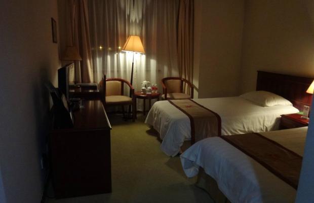 фотографии Shanghai Airlines Travel Hotel Pudong Airport изображение №8