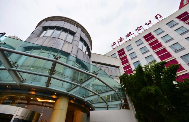 фото отеля Shanghai Airlines Travel Hotel Pudong Airport изображение №1