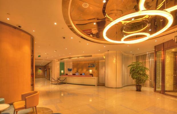 фото отеля Holiday Inn Express Shanghai Zhenping (ex. Shanghai Eastern Airline) изображение №25