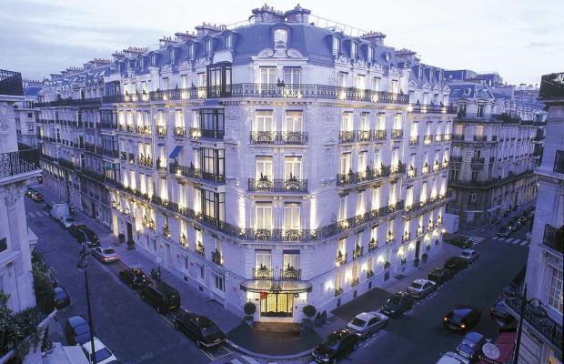 фотографии отеля La Tremoille изображение №75