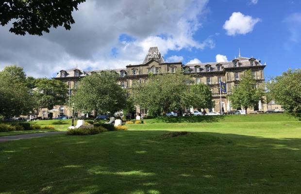 фотографии отеля Britannia Palace Hotel Buxton изображение №3