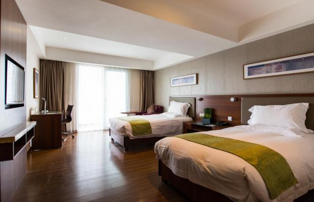 фото отеля Yitel Shanghai Zhangjiang (ex. Home Inn Zhang Jiang He Mei) изображение №9
