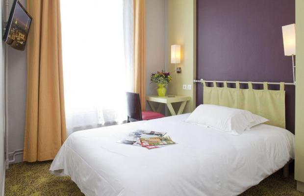 фотографии отеля Montparnasse Alesia изображение №19