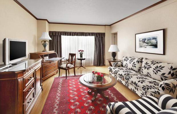 фотографии Hongqiao Jin Jiang Hotel (ex. Sheraton Grand Tai Ping Yang) изображение №36