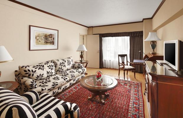 фото Hongqiao Jin Jiang Hotel (ex. Sheraton Grand Tai Ping Yang) изображение №34