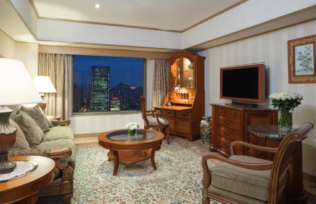 фото отеля Hongqiao Jin Jiang Hotel (ex. Sheraton Grand Tai Ping Yang) изображение №9