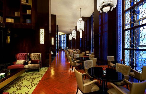фотографии отеля Sheraton Shanghai Waigaoqiao Hotel изображение №3
