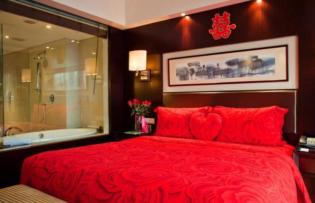 фото Radisson Blu Shanghai Hong Quan изображение №18